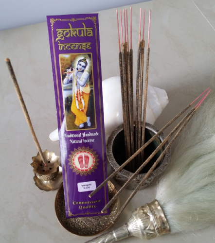 Marigold & Juhi Incense Sticks - 20 grams